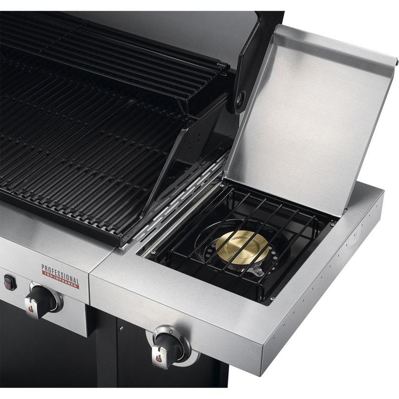 Barbecue Au Gaz Char Broil Professionnel 4400 Noir