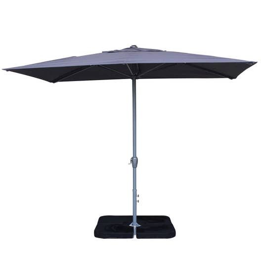 parasol rectangulaire easywind