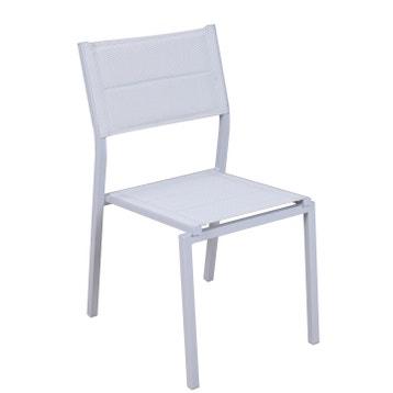Table De Jardin En Aluminium Gris Clair au meilleur prix ...