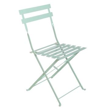 Chaise De Jardin Grosfillex Vert au meilleur prix   Leroy Merlin