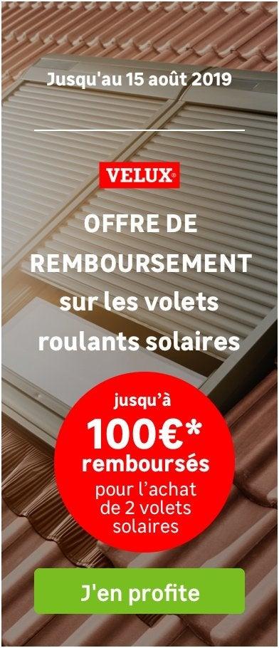 Volet Roulant Solaire Velux Volet électrique Velux Isoler Mes