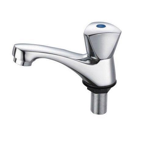Robinet lave mains eau froide chrom nerea leroy merlin - Lave main d angle leroy merlin ...