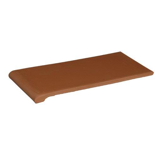 appui de fen tre terre cuite l x l m leroy merlin. Black Bedroom Furniture Sets. Home Design Ideas