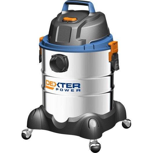 Aspirateur eau et poussières DEXTER Vq1420sfd, 15 kPa , 20 l
