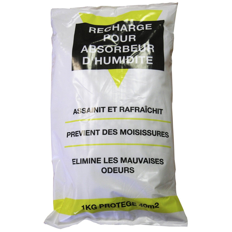 recharge sac pour absorbeur d 39 humidit 40 m leroy merlin. Black Bedroom Furniture Sets. Home Design Ideas