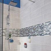 Carrelage mur gris, Hotel l.20 x L.50 cm