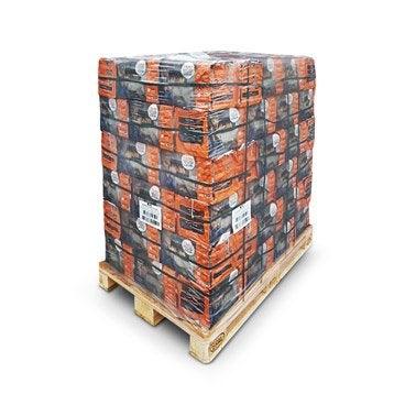 Briquettes de lignite HEIZ PROFI 2 palettes, 180 sacs de 10 kg