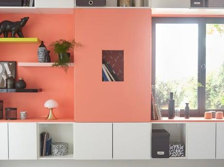 fabriquer un bureau rabattable et son meuble roulettes leroy merlin. Black Bedroom Furniture Sets. Home Design Ideas