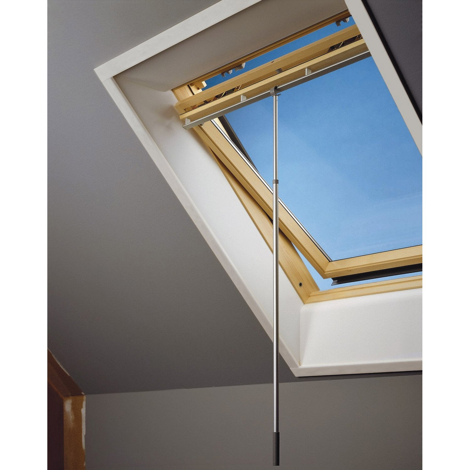 Canne rigide velux leroy merlin for Finestre velux leroy merlin
