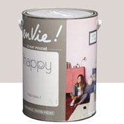 Peinture gris trop beau ! LUXENS Envie collection happy 5 l