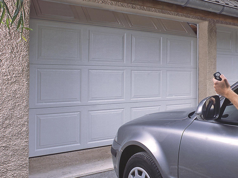 Poser une porte de garage leroy merlin - Poser une porte de garage coulissante ...