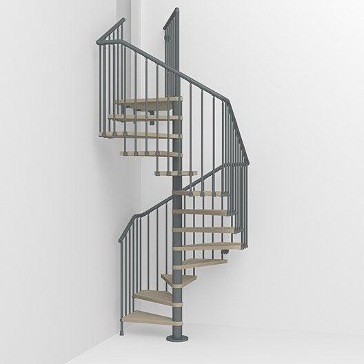 escalier colima on carr cube leroy merlin. Black Bedroom Furniture Sets. Home Design Ideas