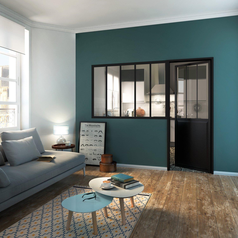 Une séparation cuisine salon pour un intérieur actuel et tendance ...