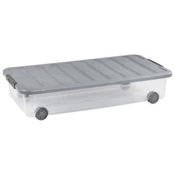 Boite De Rangement Sous Lit.Boite De Rangement Boite Plastique Pin Carton Au
