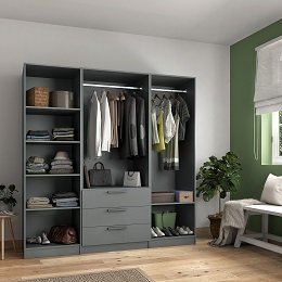 Dressing Les Solutions Pour Trouver Le Dressing Ideal Leroy Merlin