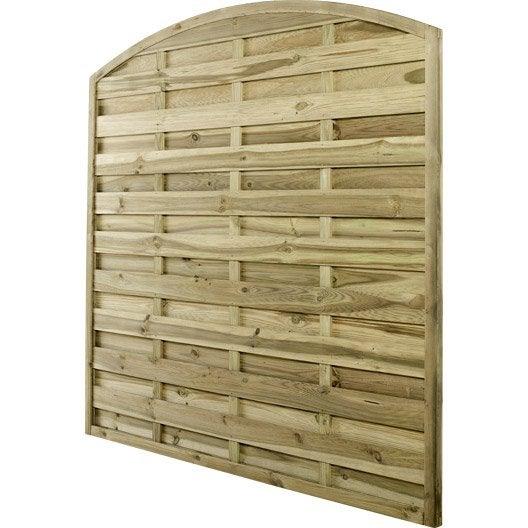 bois, composite, )  Grillage, canisse, panneau, clôture bois et ~ Panneaux Occultant Bois
