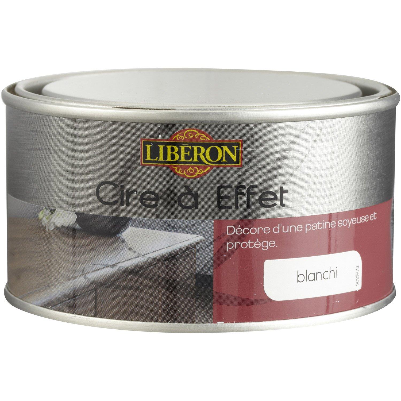 Cire à Effet Meuble Et Objets Cire A Effet LIBERON L Effet - Comment proteger un meuble peint