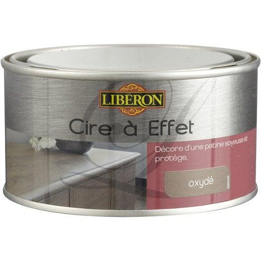 Cire effet meuble et objets liberon effet oxyd l - Cire a effet blanchi liberon ...