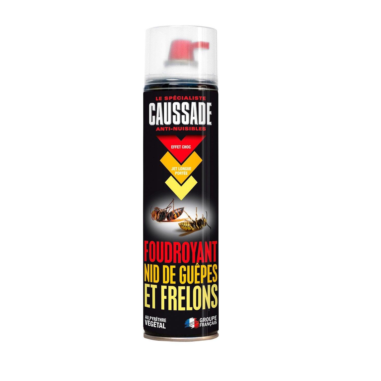 A rosol antinids de gu pes caussade 500 ml leroy merlin - Produit anti guepe ...