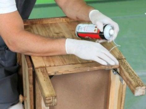 Formation peinture approfondir leroy merlin for Traitement des bois par injection