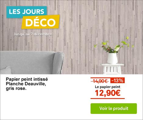 papier peint frise et fibre de verre d coration eclairage leroy merlin. Black Bedroom Furniture Sets. Home Design Ideas