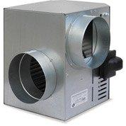 Groupe de distibution d'air chaud DMO, débit de 300 à 550 m3/h