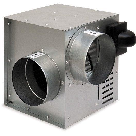 groupe de distibution d 39 air chaud dmo d bit de 400 m3 h. Black Bedroom Furniture Sets. Home Design Ideas