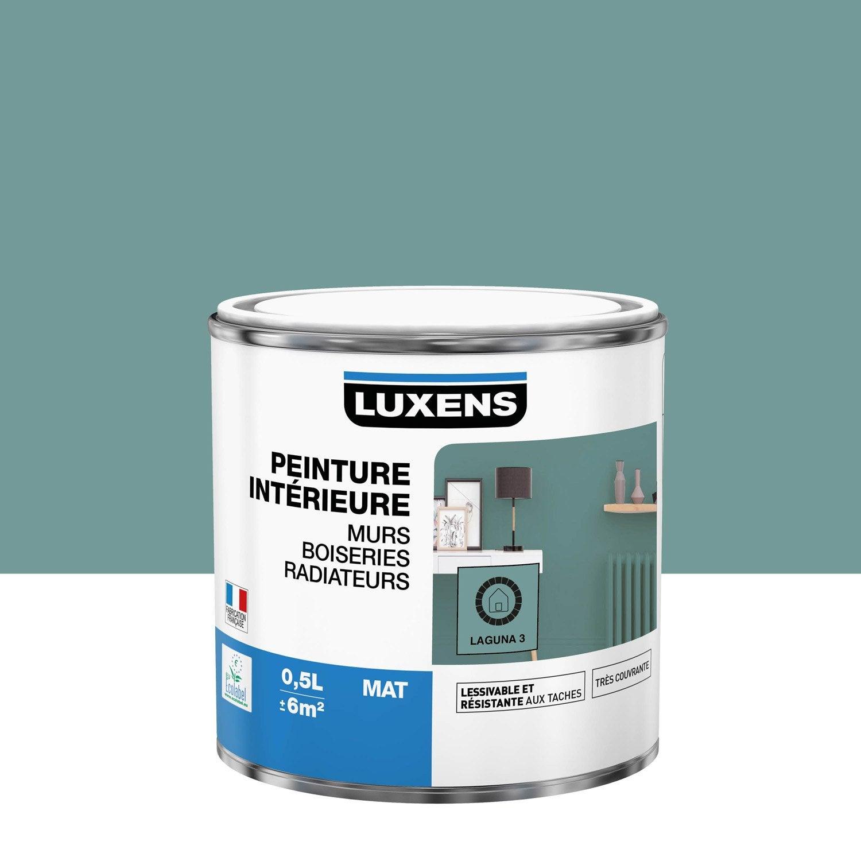 Peinture mur, boiserie, radiateur toutes pièces Multisupports LUXENS, laguna 3,