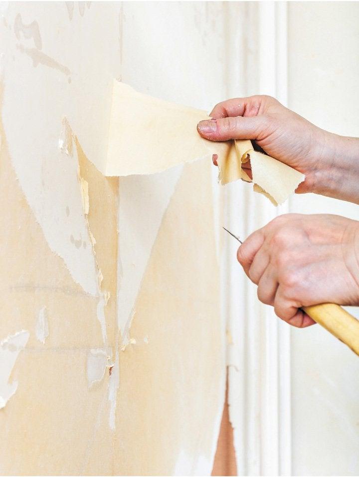 Décoller du papier peint | Leroy Merlin