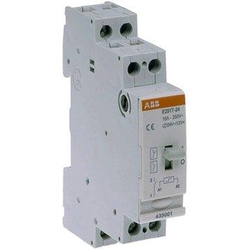 Télérupteur unipolaire ABB 16 A
