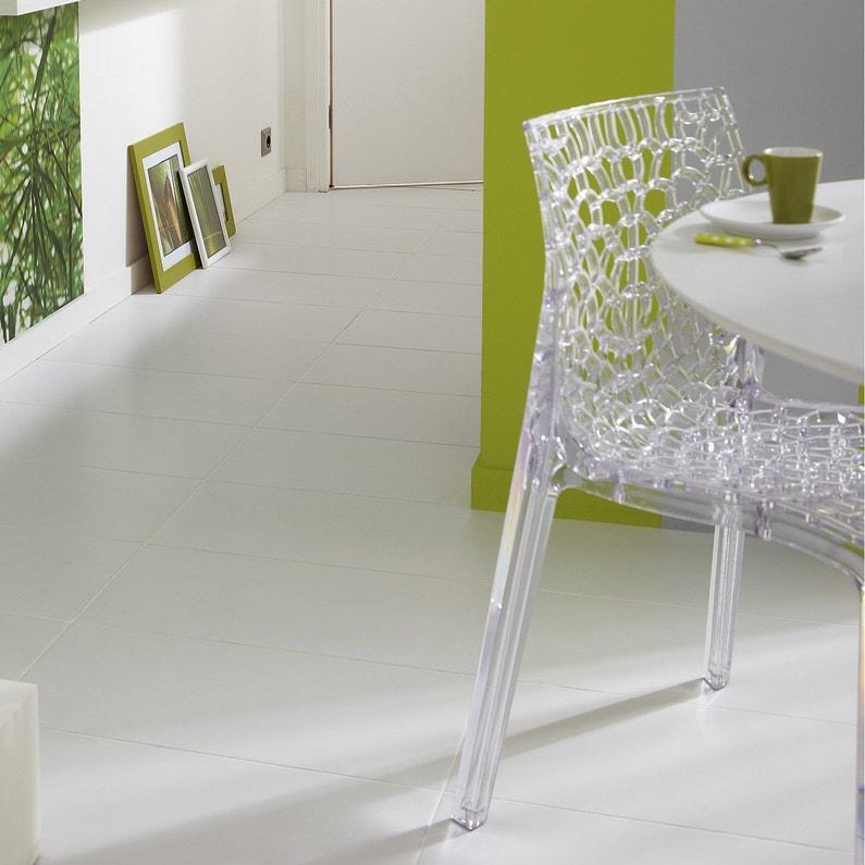Chaise de jardin en polycarbonate grafik lux transparent - Chaise de couleur design ...