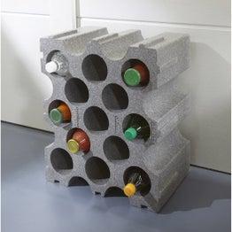 Casier 15 emplacements polystyrène