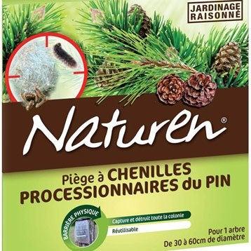 Traitement des insectes piège NATUREN, 1 bande en plastique transparent,1 bande