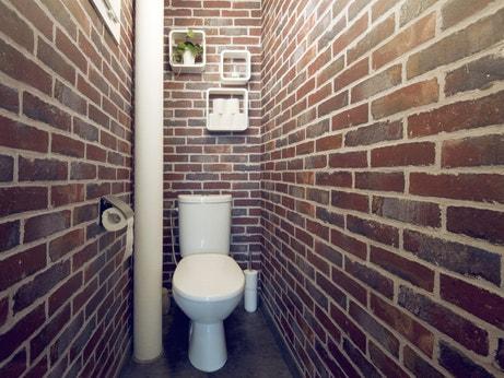 Les WC de Delphine à Villeurbanne