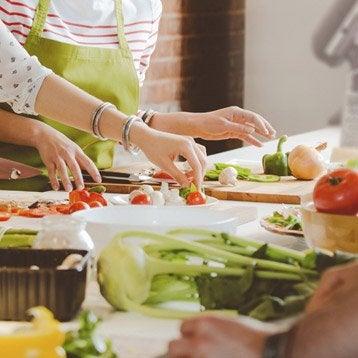 Cours de bricolage leroy merlin for Ateliers cuisine