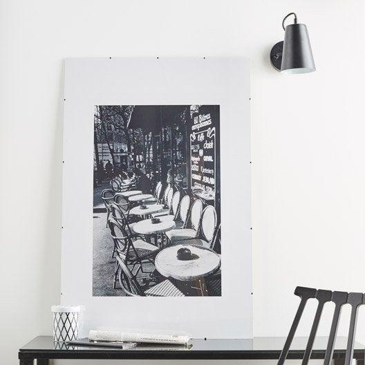 cadre photo et cadre mural encadrement au meilleur prix leroy merlin. Black Bedroom Furniture Sets. Home Design Ideas