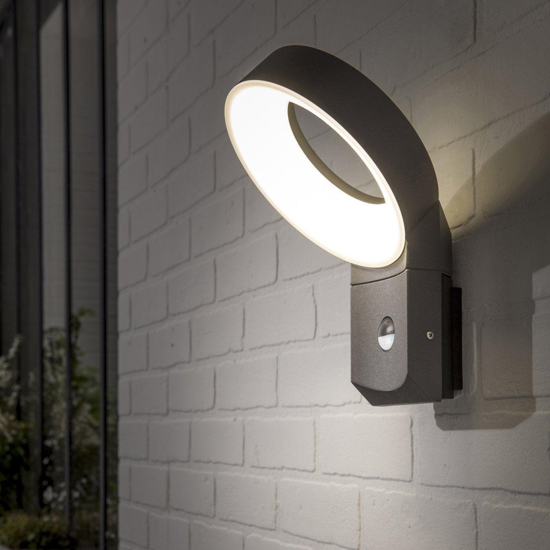 applique d tection lima led integrada 14 w 1100 lm. Black Bedroom Furniture Sets. Home Design Ideas