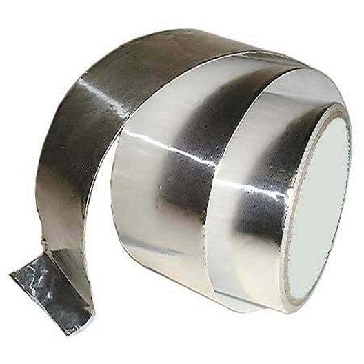 bande aluminium 50 m dmo leroy merlin. Black Bedroom Furniture Sets. Home Design Ideas