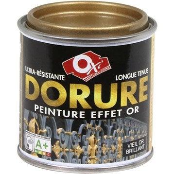 Dorure, patiné, OXYTOL, vieil or 0.125 l