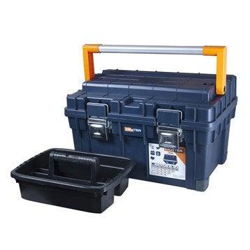 Boîte à outils DEXTER, L.59.4 cm
