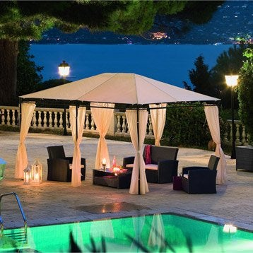 tonnelle tonnelle pergola et toiture de terrasse. Black Bedroom Furniture Sets. Home Design Ideas