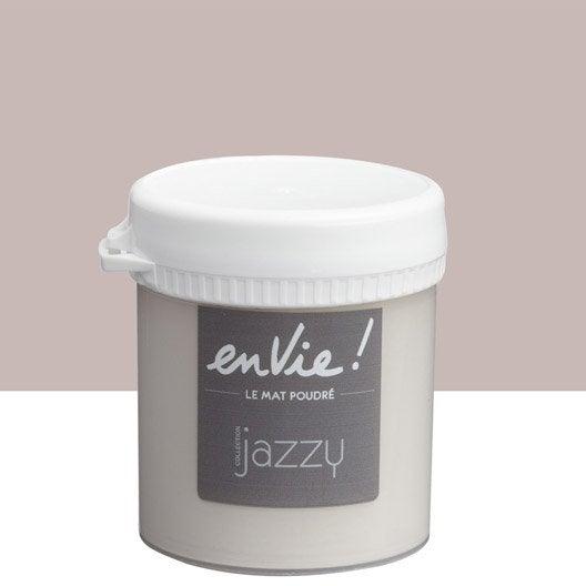 Testeur peinture beige jersey LUXENS Envie collection jazzy 0.075 l