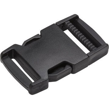 Boucle clips polyamide STANDERS x L.67 x l.30 mm
