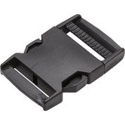 Boucle clips polyamide STANDERS x L.70 x l.40 mm