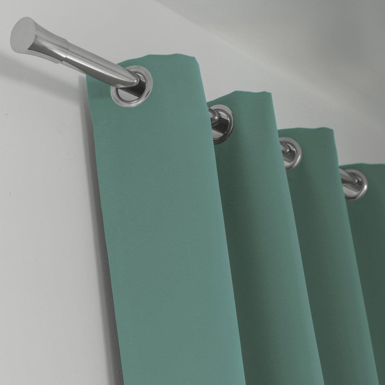 rideau bleu roi excellent panneau bleu jean with rideau. Black Bedroom Furniture Sets. Home Design Ideas