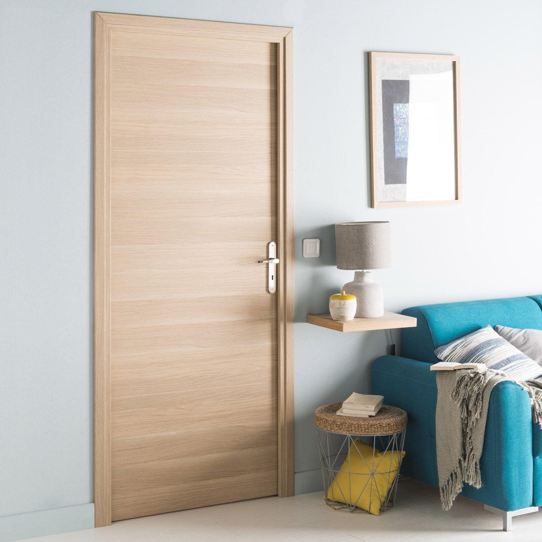 bloc porte b ti ajustable madrid 2 artens x poussant gauche leroy merlin. Black Bedroom Furniture Sets. Home Design Ideas