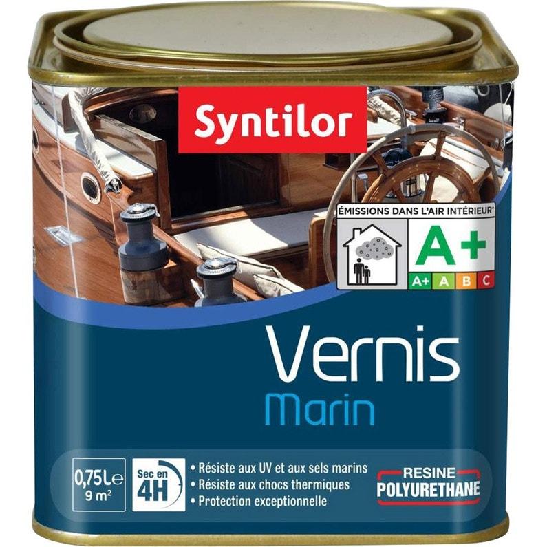 Vernis Syntilor Vernis Marin Syntilor 075l Mat Incolore 075 L Incolore