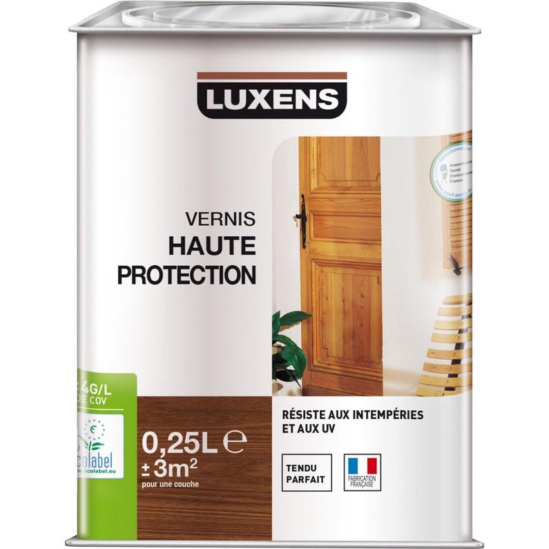 Vernis Luxens Vernis Haute Protection 025 L Chêne Moyen