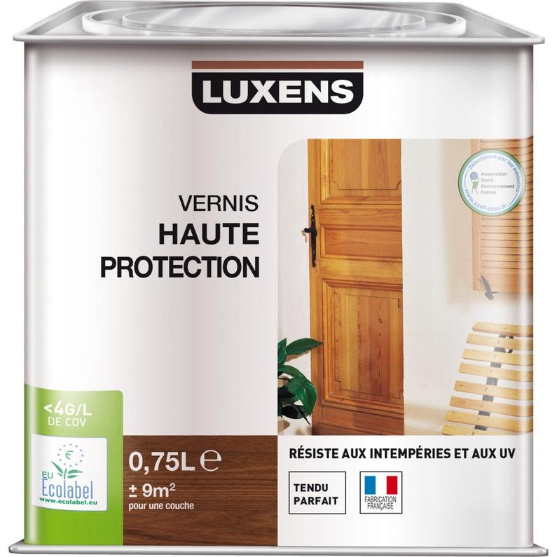 Vernis Luxens Haute Protection 075 L Incolore