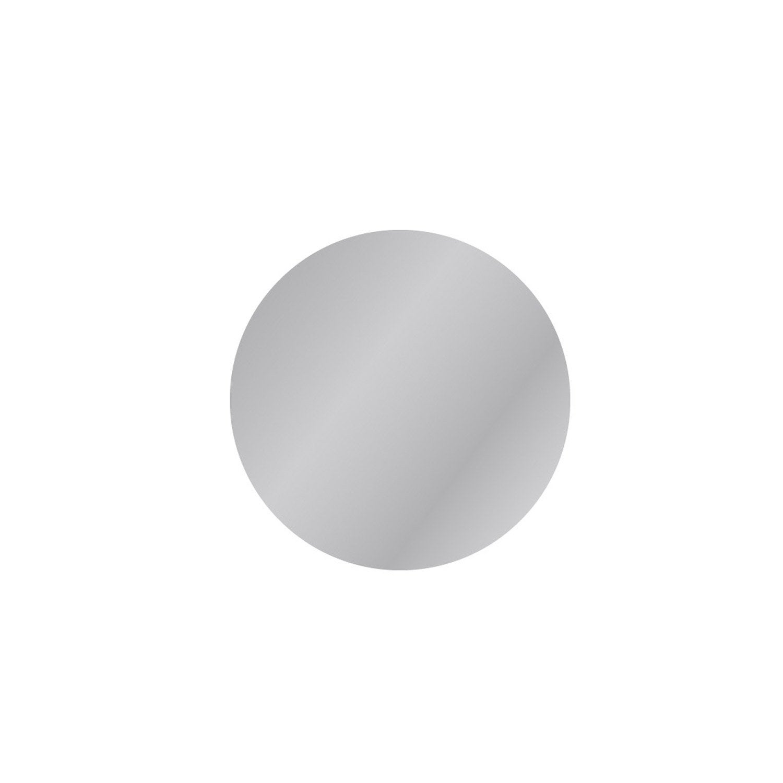Miroir non lumineux découpé rond l.42 x L.42 cm Poli | Leroy Merlin